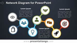 Network Diagram For Powerpoint