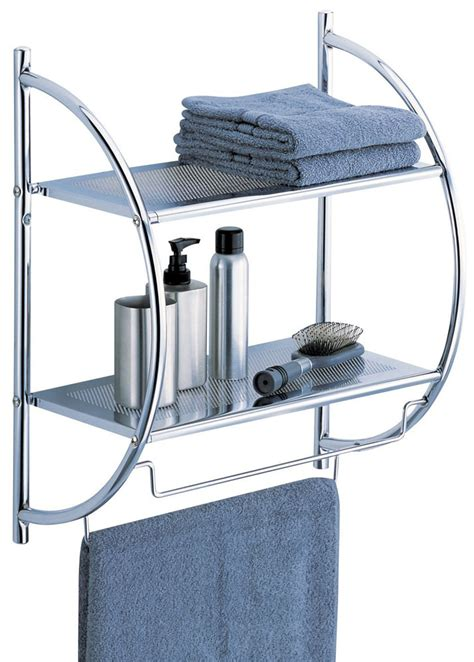 chrome bathroom shelf  towel bars  bathroom shelves
