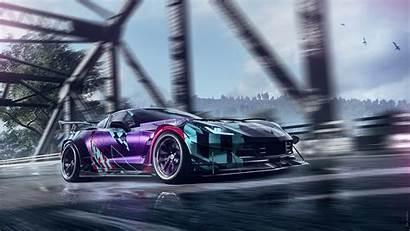Heat Speed Need Corvette 4k Wallpapers Nfs