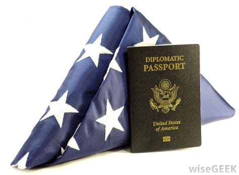 diplomatic passport official diplomat passports diplomacy ambassador state united states diplomats foreign government country business issued usa definition american flag