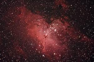 M16 The Eagle Nebula - VisibleDark
