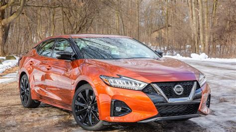 nissan maxima review   door sports car