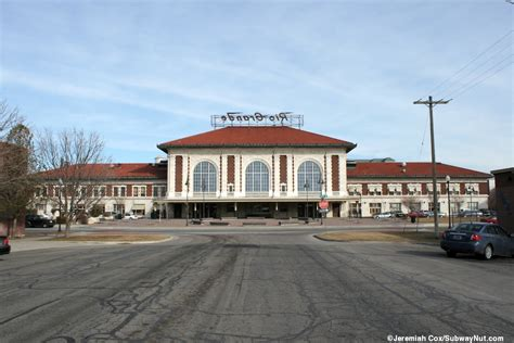 salt lake city rio grande depot  page   subwaynut