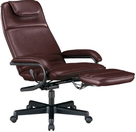 ofm power rest executive office chair recliner 680 free