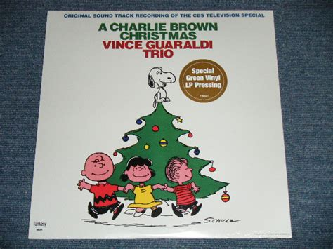 A Charlie Brown Christmas ( Sealed