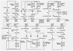 2002 Avalanche Radio Wiring Diagram  U2013 Vivresaville Com
