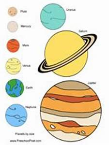 space pictures for kids to color | Planets in our solar ...
