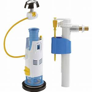 Comment Régler Une Chasse D Eau : mecanisme chasse eau ~ Premium-room.com Idées de Décoration