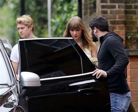 Taylor Swift and boyfriend Joe Alwyn out in London -05 ...