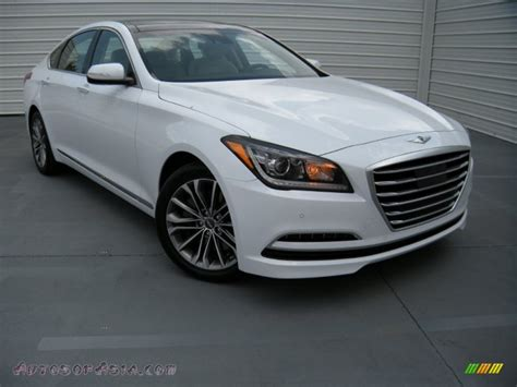 White Hyundai Genesis by Hyundai Hq Wallpapers And Pictures Page 7