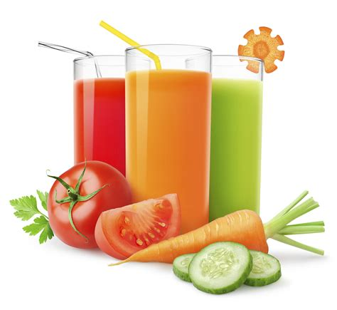 juice vegetables healthy ms