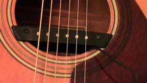 Pickup For Acoustic Guitar