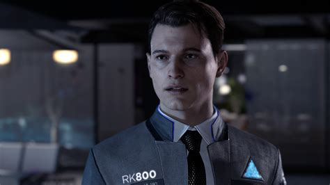 (since at the time i feel in love with the game there was still so few things with him). Detroit: Become Human Wallpaper, HD, 4K, 8K