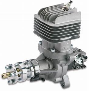 Dle55ra Model Airplane Engine