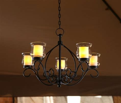 outdoor candle chandelier outdoor hanging candle chandelier gazebo backyard patio