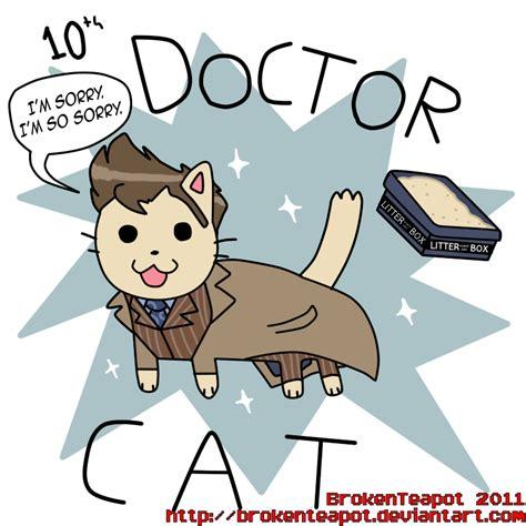 Doctor Catwho Fan Art By Brokenteapot On Deviantart