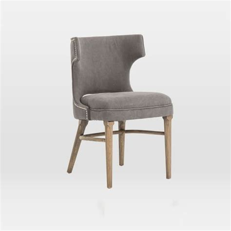 nailhead task chair west elm