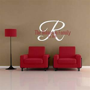 family established wall decal wall decal world With family wall decal