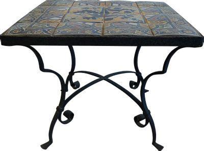 mexican tile coffee table vintage mexican tile table mi casa es su casa pinterest