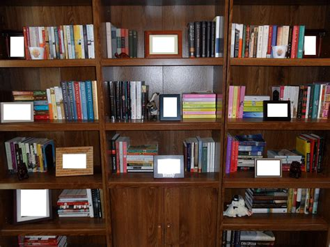 We're Not Cool Enough For This Bookcase