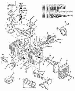 Cylinder Block Diagram  U0026 Parts List For Model 110342402