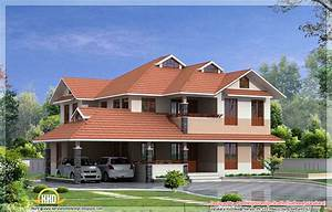 7 beautiful kerala style house elevations kerala home With beautiful house images in kerala