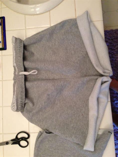 turn   sweats  cute comfy shorts