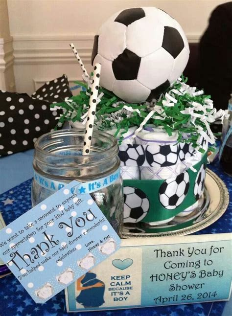 soccer baby shower 19 best images about soccer baby shower on