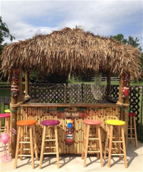 Tiki Bar Thatch For Sale by Tiki Bars And Tiki Huts For Sale White Sands Tiki Bars
