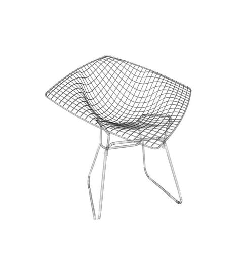 bertoia chaise bertoia chair knoll milia shop