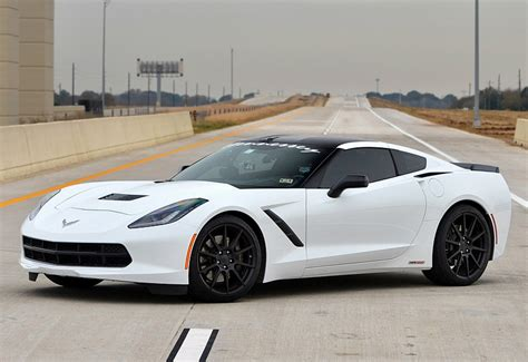 2014 Chevrolet Corvette Stingray Hennessey Hpe600