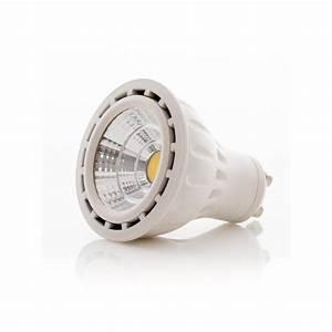 Ampoule Led 220v : spot led cob mr 16 gu 10 ~ Edinachiropracticcenter.com Idées de Décoration