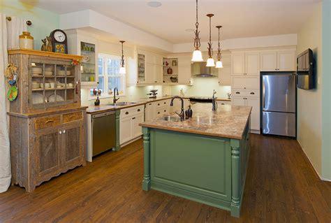 photo cuisine en bois cuisine chêtre griffe cuisine