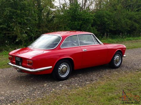 1969 Alfa Romeo 1300 Gt Junior Step Nose