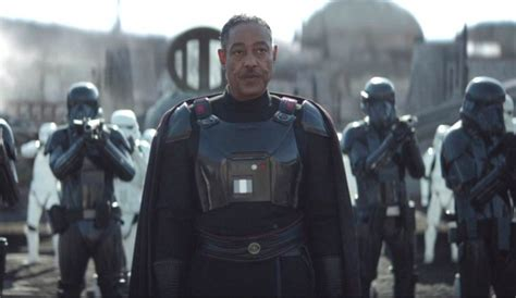 'The Mandalorian': Who The Dark Troopers Are and What They ...