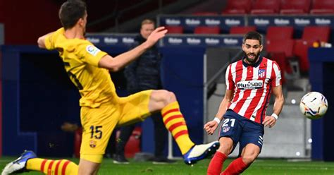 La Liga wrap: Atletico boost title hopes as Barcelona's ...