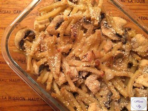 recettes de gratin de pates et plats