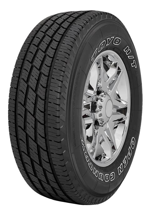 toyo tires introduces    toyo open country ht ii