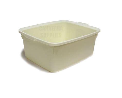 kitchen sink bowl plastic addis rectangular linen 42cm plastic washing up sink 5654
