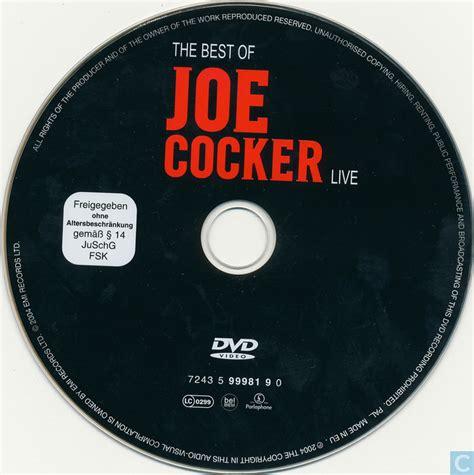 the best of joe cocker live the best of joe cocker live dvd catawiki