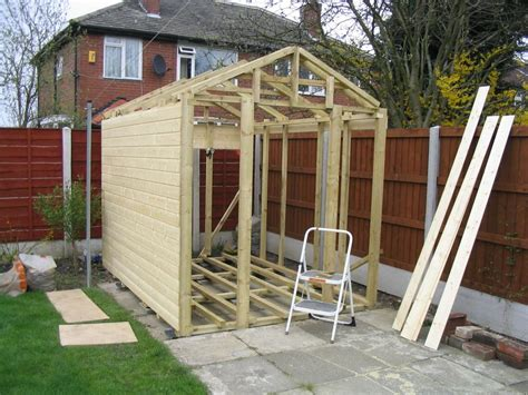 building  shed