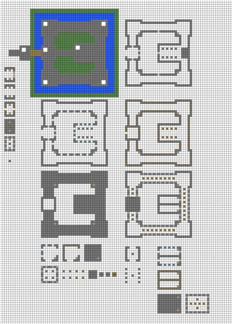minecraft house blueprints layer  layer  minecraft blueprints pinterest minecraft