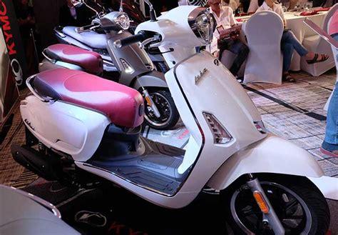 Kymco Like 150i Image by 2019 Kymco Like 150i Noodoe Price Variants Specs
