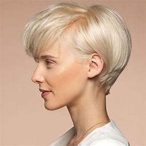 Coupe De Cheveux Courte Tendance 2016 : nouvelles coiffures courtes de l 39 t 2016 25 nouvelles coupes et coiffures cheveux courts ~ Melissatoandfro.com Idées de Décoration