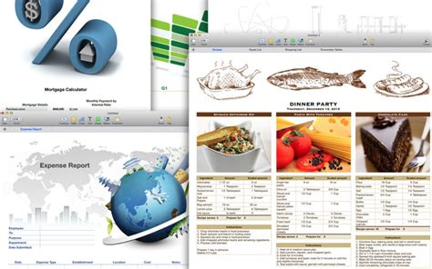 Mac Brochure Templates 4 The Best Templates Collection Suite For Iwork Themes For Keynote Templates For Pages