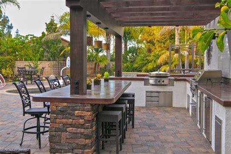how to design an outdoor kitchen california smartscapesundowner estates outdoor kitchen 8626