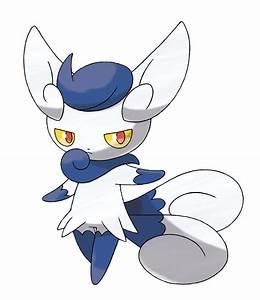 Meowstic - New Pokémon - Pokémon X & Y - Azurilland