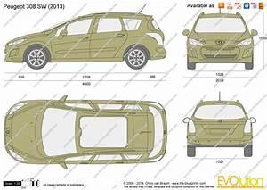 308 Sw 2013 : peugeot 308 sw vector drawing ~ Maxctalentgroup.com Avis de Voitures