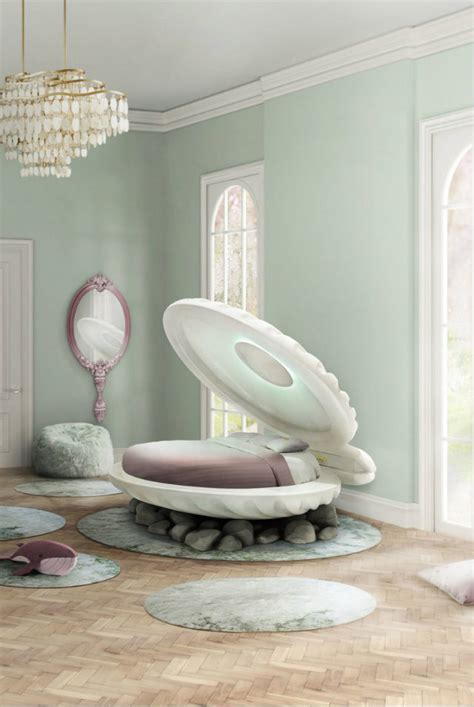 clamshell bed luxury furniture for your home