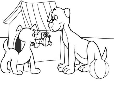 Kleine Honden Kleurplaat by Hond Krijgt Een Vriendinnetje Incl Kleurplaat Deel 3